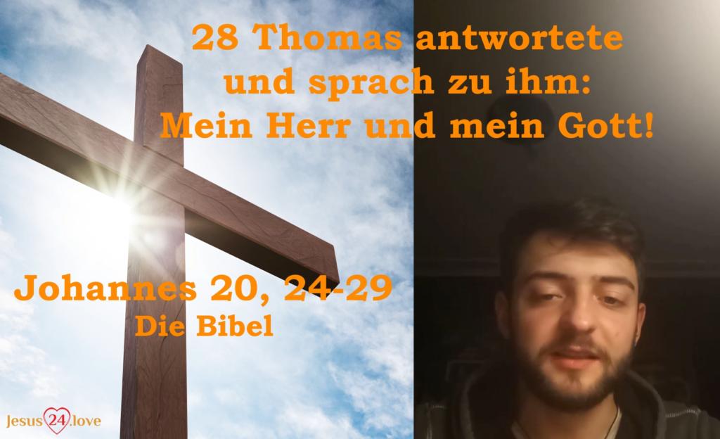 Johannes 20,28